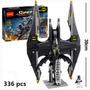Batman Nave Lego Bloques Armar Armotodo 336 Pz Ref 7112