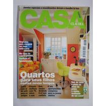 Revista Casa Claudia N 01 Um Bom Sofá Cama Janeiro 1999