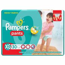 Pañales Pampers Pants Xg Hiperpack