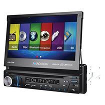 Pantallad Retractil Soundstream Vrn-725b Gps Bluetooth Usb
