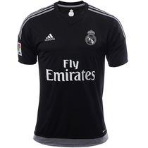 Playera Jersey Real Madrid Portero 15/16 Adidas Aa3151