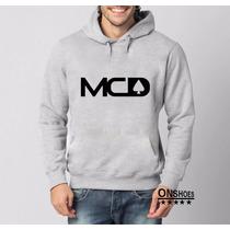Moletom More Core Division Mcd Masculino E Feminino Canguru!