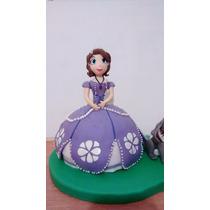 Princesa Sofia En Porcelana Fria