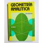 Lehmann Geometria Analitica Libro Mexicano 1990