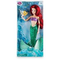Disney Store - La Sirenita / Ariel - La Mas Nueva En Tiendas