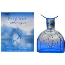 Perfume Fragluxe Tender Eyes 100 Ml - Original E Lacrado.