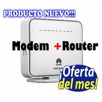Modem Wi-fi + Router ( Alta Potencia )