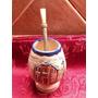 Envase O Taza Para Tomar Mate Hecha En Argentina Ceramica