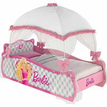 Cama Infantil Barbie Disney Star Dossel - Pura Magia