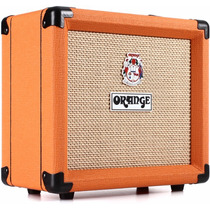 Amplificador De Guitarra Orange Crush Cr 12 Flash Musical