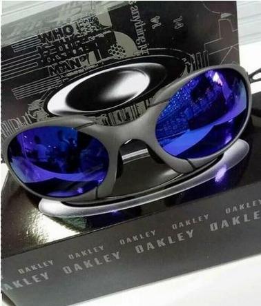 0a20303853117 Óculos Oakley Romeu 1 X-metal Azul Polarizado Frete Gratis - R  149 ...