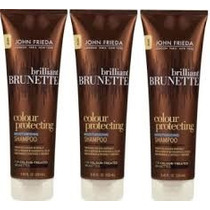 Shampoos John Frieda Sheer Blonde Ou Brilliant Brunette