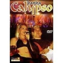 Dvd - Banda Calypso Ao Vivo