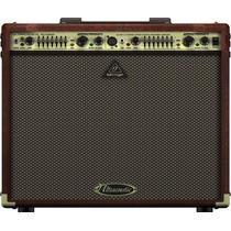 Amplificador Cubo Behringer Acx900 2x8 90w Violao 110v