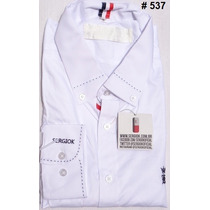 Kit 6 Camisas Social Armani, Tommy, Ralph Lauren, Outras