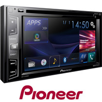 Dvd Multimídia Pionner Automotivo Carro Usb Fm Aux Bluetooth