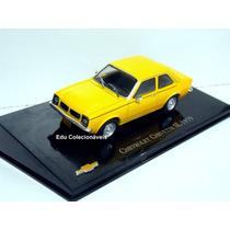 Miniatura Chevette Sl Bicudo 1979 1/43 Chevrolet + Revista