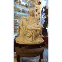 Pietá Gigante Italiana Assinada Furiesi Familia Santini
