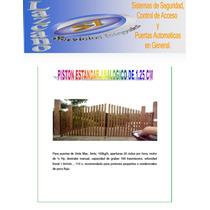 Puertas Automaticas Kit Pistones Modelo Standar Oferta