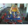 Arriendo De Sillas Y Mesas Infantiles, Mobiliario Infantil