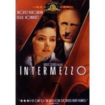 Animeantof: Dvd Intermezzo - Ingrid Bergman - 1939 Original