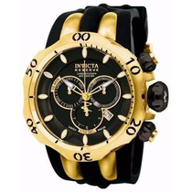 Relógio Invicta 10833 Venom Reserve, Original + Maleta