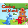 Cookie And Friends Plus - Classbook