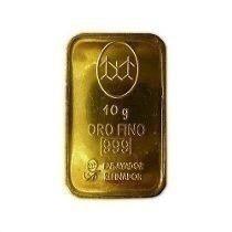 Lingote De Oro 10gramos Banco Ciudad 24k 999