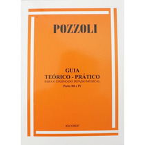 Método De Ensino Pozzoli Partes 3 E 4 - Guia Teórico-prático
