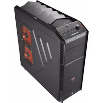 Gabinete Gamer Xpredator X1 Black Edition Atx Usb 3.0