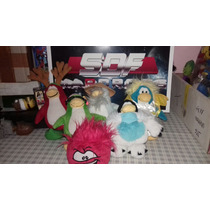 Club Pinguin Pack De Peluches