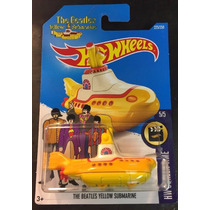 Hot Wheels Basico - The Beatles Yellow Submarine