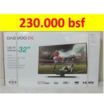 Televisor Daewoo Led De 32 Pulgadas Full Hd