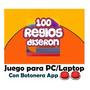 100 Regios Dijeron