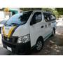 Venta Nissan Urvan Motor 2500 Cc Mod 2014