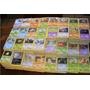 Cartas Pokemon Vendo Lote De 200