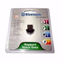 Adaptador Bluetooth Mini Usb 2.0 Pc Laptop Tipo Pen Drive