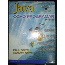 Livro Java Como Programar