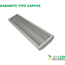 Gabinete Tipo Capfce 2 Tubos De Led 18w ¡oferta!