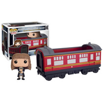 Funko Pop Rides Hogwarts Express Traincar With Hermione