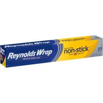 Reynolds Wrap Heavy Duty Antiadherente Del Papel De Aluminio
