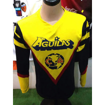 Playera Retro Aguilas