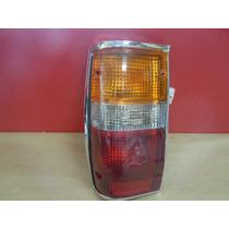 Lanterna Tras. Esq. L200 Gl/gls Quadrada 1992/2003 (cromada)