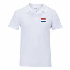 Camisa Polo Holanda Branca no Mercado Livre Brasil 6cde88cf189e0