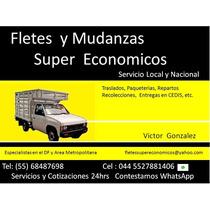 Fletes Y Mundanzas Super Economicos Local Y Nacional