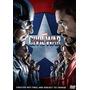 Dvd Original Nuevo Capitan América Vs Iron Man / Civil War