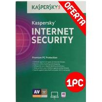Antivirus Kaspersky Internet Security 2016 Licencia Original