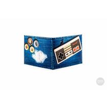 Moon Wallets Nintendo Cartera Billetera De Papel