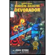 Darkseid Vs Galactus Devorador, 1a. Ed. 1997 Vid Dc Cómics