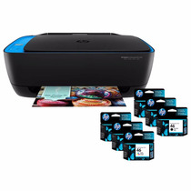 Impressora Multifuncional Hp Color Deskjet Ultra 4729 - Wifi